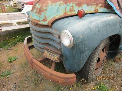 1952 Other Makes 6400  1952 Chevrolet 6400
