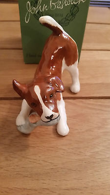 Beswick SLIPPER DOG PP2948 mint and boxed