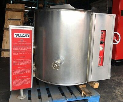 Vulcan 60 Gallon Steam Kettle VGLT-60