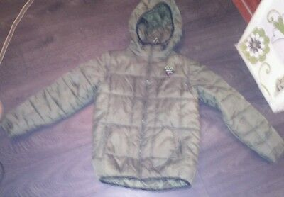 Next BOYS Warm Winter Coat  Age 11-12 Years
