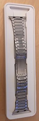 Apple Watch 42mm Stainless Steel Link Bracelet GENUINE original BAND ONLY