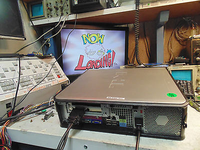 Nicktoons Nitro Raw Thrills  Dell Replacement Computer Cpu Working