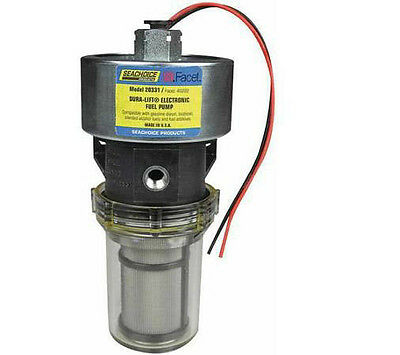 Diesel Dura-Lift Electronic Fuel Pump 33Gph 9-11.5 Psi Made In Usa