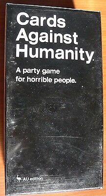Cards Against Humanity - AU edition - NEW