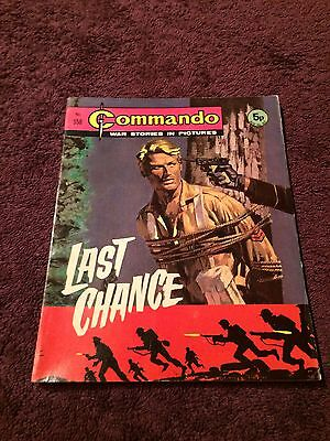 Very Early Commando Comic Number 558 VFC