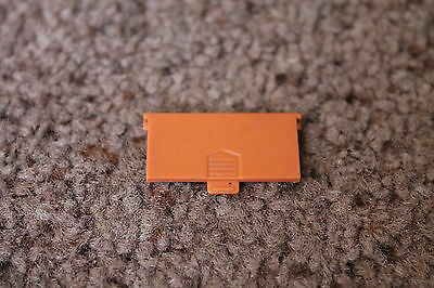 Retro Nintendo Donkey Kong Dk-52 Game And Watch Battery Cover Excellent
