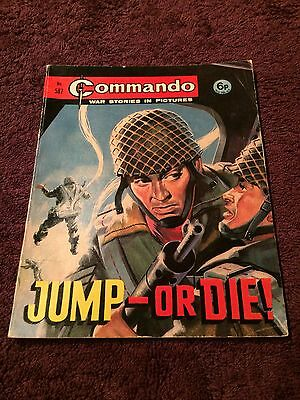 Very Early Commando Comic Number 587 VFC