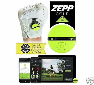 ZEPP GOLF 2 - 3D Swing Analyser (Android/iPhone/Instructor/Smart Coach/Analysis)