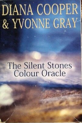 The Silent Stones Colour Oracle by  Diana Cooper/Yvonne Gray, Rare Cards