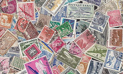 GB Kiloware off paper 30 grams - mostly USED stamps of the world