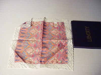 Liberty hankie beautiful boxed