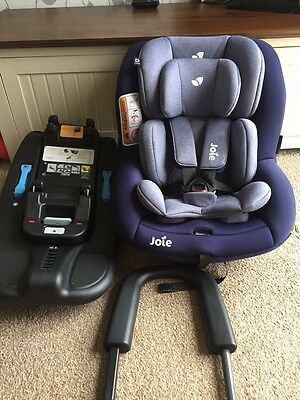 Joie I Anchor Advance Car Seat and isofix Base