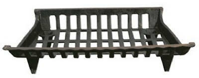 Ghp Group CG24 24-Inch Cast Iron Fireplace Grate - Quantity 1