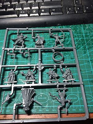 Lord of the Rings Fellowship of the Ring On sprue (NEW)