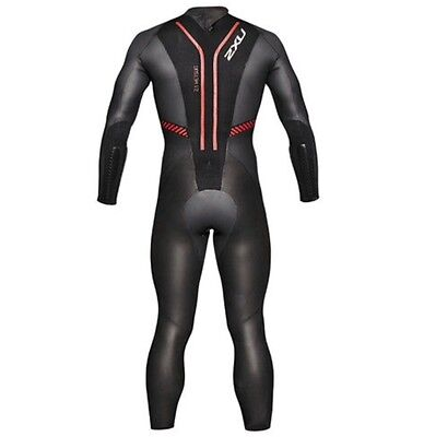 2XU Z:1 Woman Wetsuit EXTRA EXTRA LARGE BLACK/RED