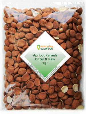Apricot Kernels 1KG - 100% raw apricot seeds UK Supplier of kernels, LATEST CROP