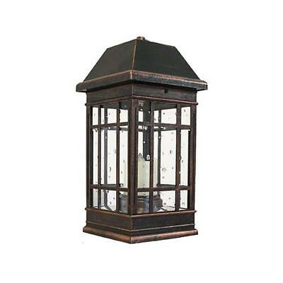 Smart Solar 3960KR1 Solar Candle Lantern, All-Weather Poly - Quantity 1