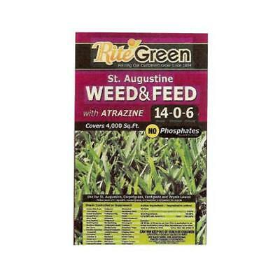 Sunniland 151108 St. Augustine Weed/Feed, 14-0-6, 20-Lb. - Quantity 1