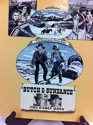 Butch and Sundance The early days, Script  Written Allan Burns February 15,1978