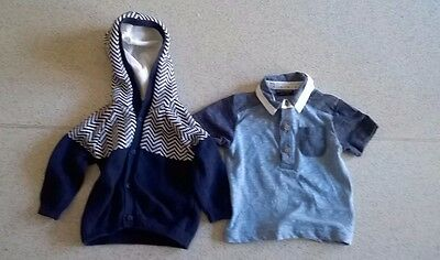 Boys Bundle from Next size 3-6 months hooded cardigan