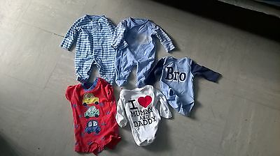 Baby bundle 1st size or new baby. Next mothercare