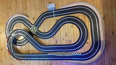 Scalextric Sport digital track set italian job special 3 digitial cars
