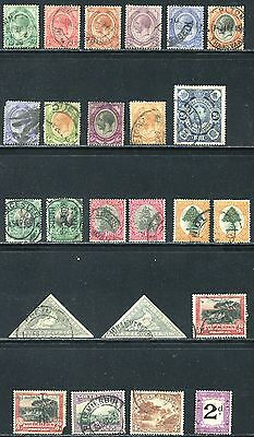 South Africa 1910 - 1926, Used Lot