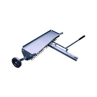 Precision Products TA500 40-In. Lawn Tractor Spike Aerator - Quantity 1