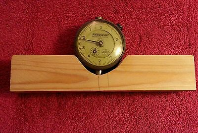 "FEDERAL MODEL C21 Miracle Movement  .0001"" DIAL INDICATOR GAUGE"