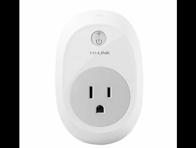 TP-LINK Wi-Fi Smart Plug (HS100) - New!  Fast Shipping!