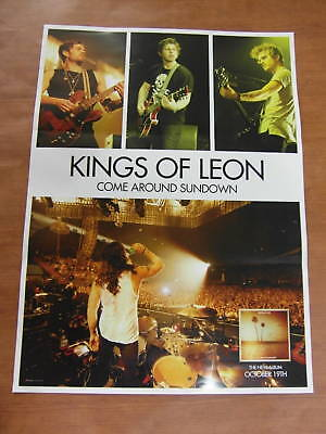 KINGS OF LEON - Come Around Sundown [OFFICIAL] POSTER