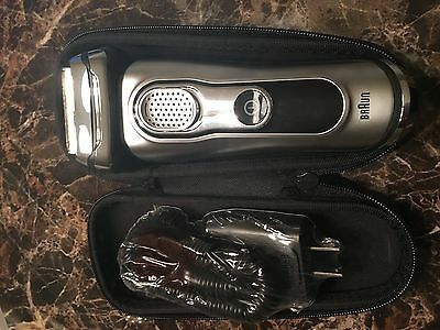Braun Series 9 9090cc Cord/Cordless Rechargeable Mens Electric Shaver FINAL SALE
