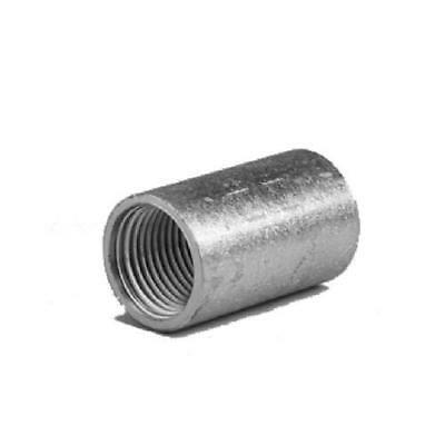 Halex/Scott Fetzer 64005 1/2-Inch Galvanized Rigid Conduit Coupling - Quantity 1
