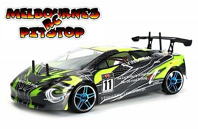 HSP 94123 1/10 Scale Electric Flying Fish Drift RC Car 2.4Ghz 2000mAh Battery