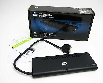 HP Quickdock KN746AA Port replicator for HP/Compaq Laptops with Expansion Port 3