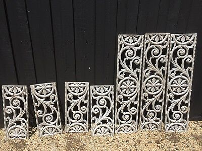 Victorian Iron Lacework (approx 5.5m)