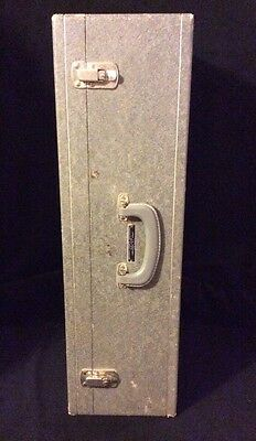 Vintage Real Human Skeleton Carrying Case (empty)