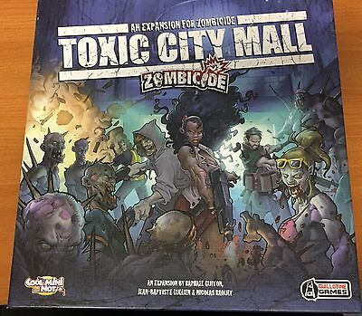 Toxic City Mall Zombicide Board Game
