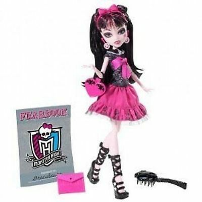 Draculaura Picture Day MONSTER HIGH MATTEL