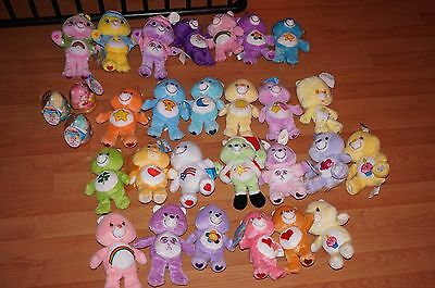 Mega Lot Peluches Bisounours Care Bears !!!!
