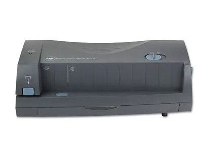 GBC 3230 ELECTRIC PAPER PUNCH -  2 OR 3 Hole 24 Sheet 7704270 New Free Shipping!