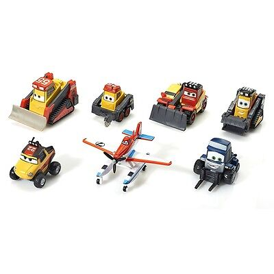 Disney Planes 2 Fire and Rescue Die-Cast 7 Pack