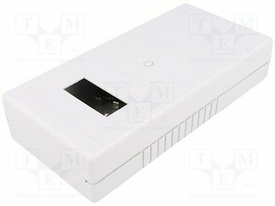 1 pc Enclosure: for devices with displays; X:93mm; Y:190mm; Z:42mm