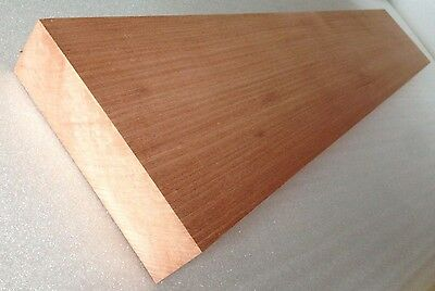 Utile Mahogany Hardwood - Wide Board Timber Woodwork Woodcraft Luthier Mantle