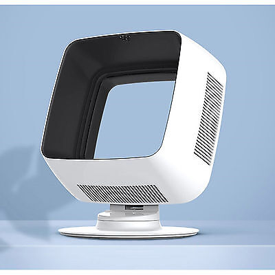 Windamp AF1010 Bladeless Square Fan Quiet Small Room Cooling Air / Baby Pet Safe