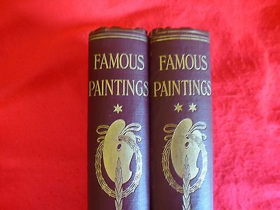 Famous Paintings:Selected From The World's Great Galleries, I & II (1912&1913),