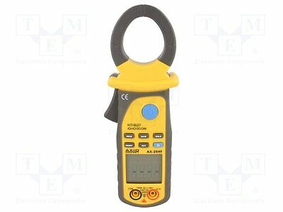 1 pc AC digital clamp meter; LCD (4000), with a backlit; V DC:4÷400V