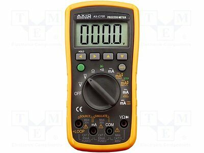 1 pc Loop calibrator; multimeter calibrator; V DC:0÷50V; V AC:0÷500V