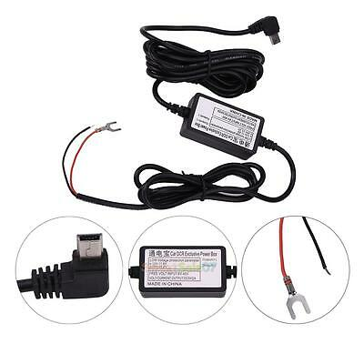 NEW Car Hard Wire Kit Micro USB Hardwire for Dash Cam Camcorder Vehicle DVR