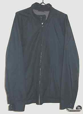 Mens Country Road jacket - Navy, size L